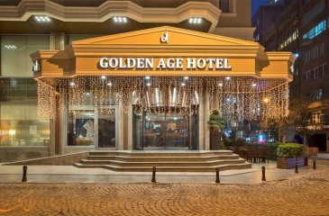 هتل گلدن ایج استانبول _ تکسیم