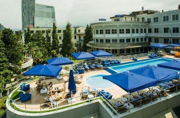 هتل اینتوریست باتومی