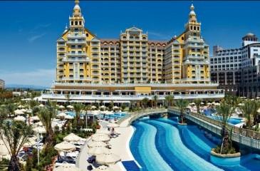 هتل رویال هالیدی پالاس آنتالیا _ لارا