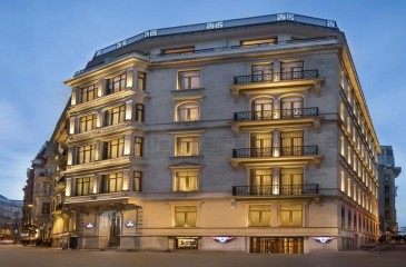 هتل بی وی اس لاش استانبول _ تکسیم