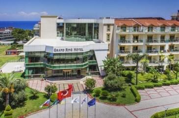 هتل گرند رینگ آنتالیا _ کمر