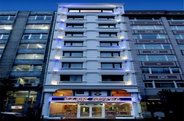 هتل الان استانبول _ بی اوغلو