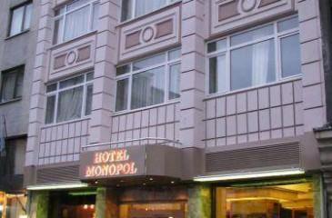 هتل مونو پل استانبول _ بی اوغلو