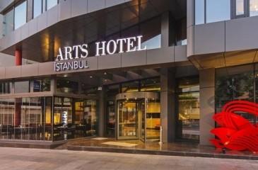 هتل آرتز بسفروس استانبول _ تکسیم