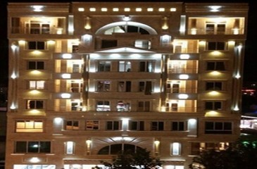 هتل آپارتمان کوروش اردبیل