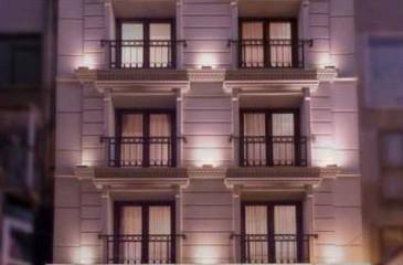 هتل ناندا استانبول _ لاللی