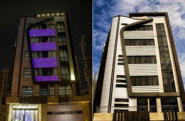 هتل آپارتمان اسپینو مشهد