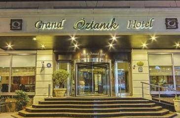 هتل گرند اوزتانیک استانبول _ تکسیم