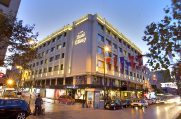 هتل گرند گلسوی استانبول _ لاللی