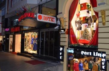 هتل یوکسل استانبول _ ینیکاپی