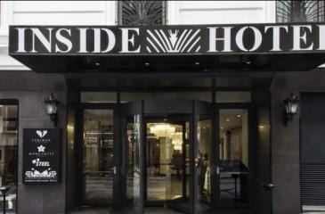 هتل اینساید استانبول _ شیشلی