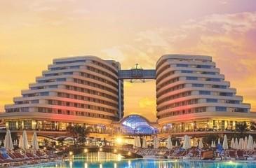 هتل میراکل ریزورت آنتالیا _ لارا