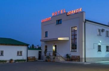 هتل اوراسیا تفلیس