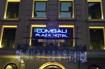 هتل کومبالی پالازا استانبول _ شیشلی