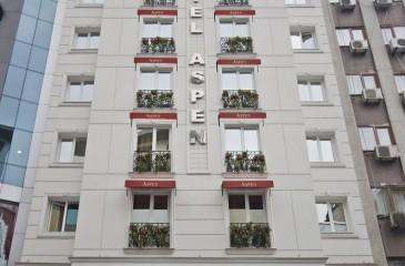 هتل آسپن استانبول _ لاللی