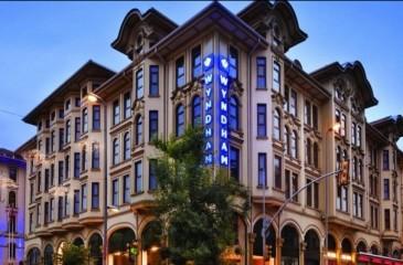 هتل ویندهام اولد سیتی استانبول _ فاتح