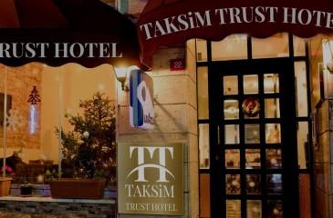 هتل تکسیم تراست استانبول _ تکسیم