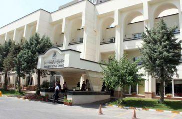 هتل پارسیان اوین تهران
