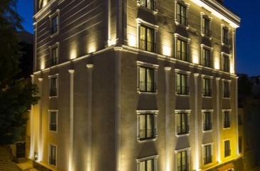 هتل دنسیتی استانبول _ تکسیم