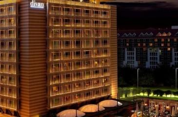 هتل دیوان استانبول _ تکسیم
