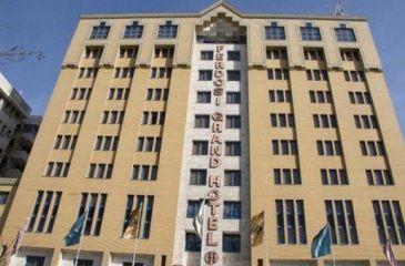 هتل فردوسی مشهد