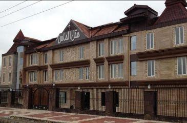 هتل الماس بندر انزلی