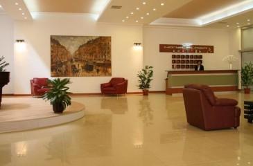 هتل دی پلازا تفلیس