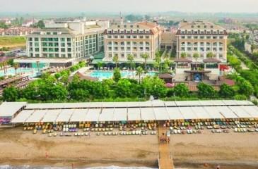 هتل مکس هالیدی آنتالیا _ بلک