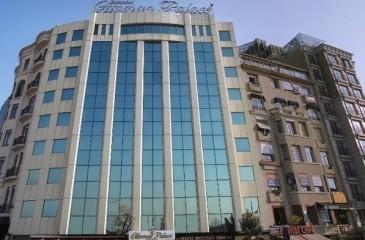 هتل اتومان پالاس استانبول _ تکسیم