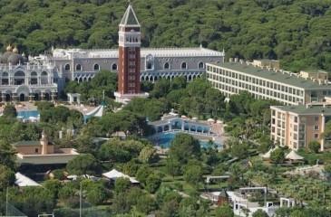 هتل ونیزیا پالاس دلوکس ریزورت آنتالیا _ لارا