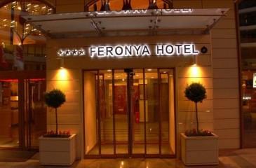 هتل فرونیا استانبول _ تکسیم