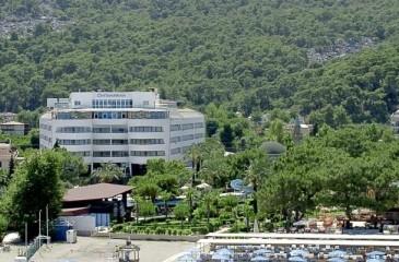 هتل کاتاماران ریزورت آنتالیا _ کمر