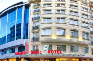 هتل گرند اونال استانبول _ ینیکاپی