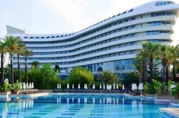 هتل کنکورد دلوکس ریزورت آنتالیا _ لارا