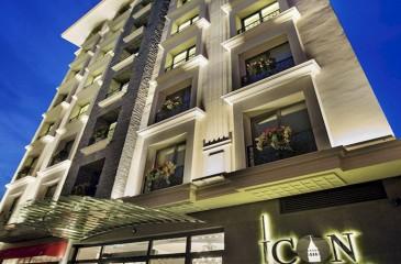 هتل آیکون استانبول _ تکسیم