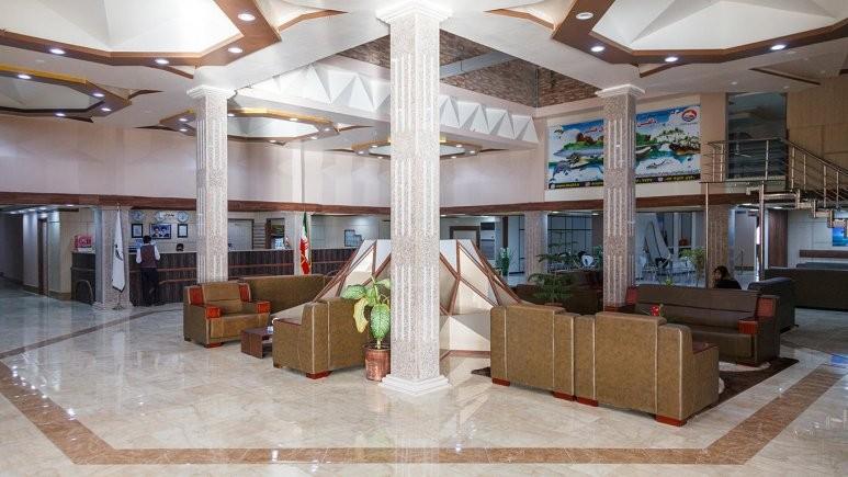 هتل ارم قشم