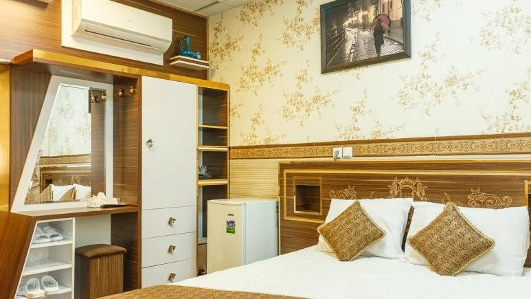هتل الزهرا یزد