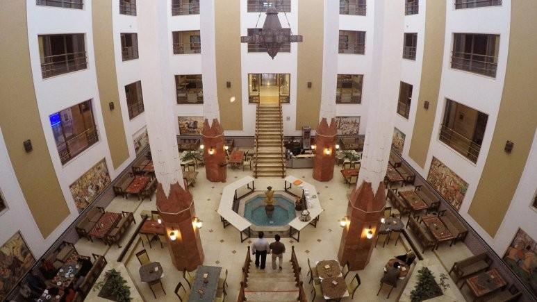 هتل صفائیه یزد