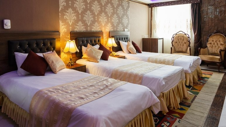 هتل کریم خان شیراز