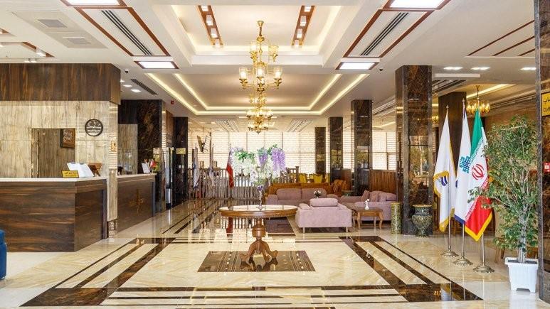 هتل آتامان قشم