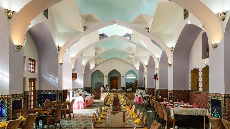 هتل مشیرالممالک یزد