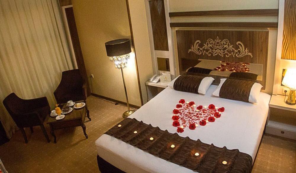 هتل آفتاب شرق مشهد