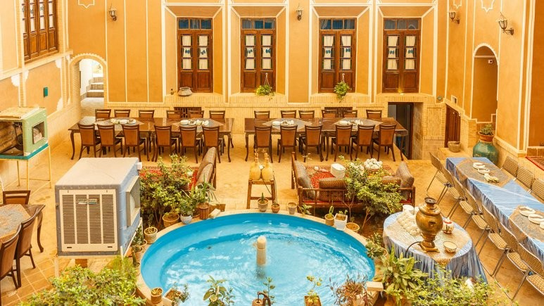 هتل فیروزه یزد