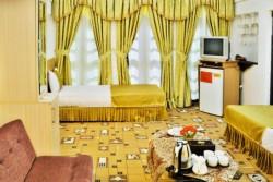 هتل والی یزد