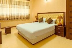 سوئیت یک خواب دو تخت رو به جزیره